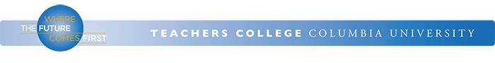 Logo for The Campaign for Teachers College
