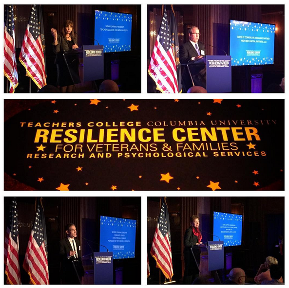 Resilience Center for Veterans and Families
