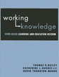 Working Knowledge book cover