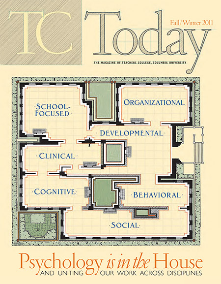 Counseling Clinical Psychology Teachers College Columbia University