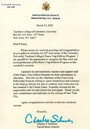 Charles Schumer Letter of Support Thumbnail
