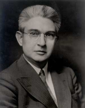 Professor will mccall (1891-1982).
