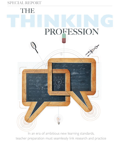 Thinking profession