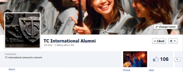 TC international alumni