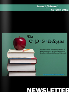 EPSA-logue Volume 1, Issue 1