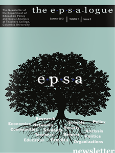 EPSA-logue Volume 1, Issue 3