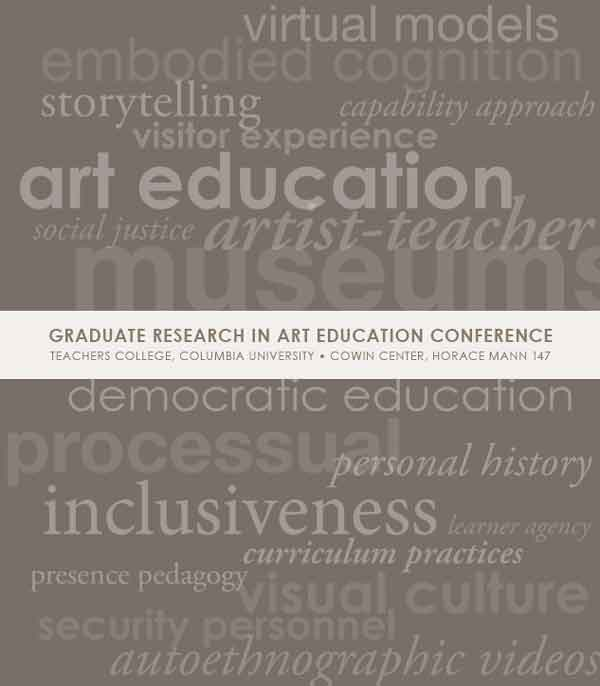 Graduate research in art education conference