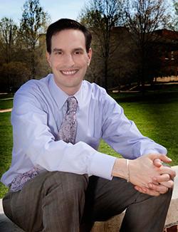 Noah D. Drezner, Associate Professor of Higher Education