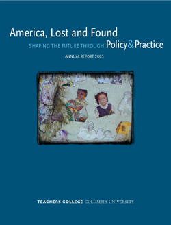America, Lost and Found: TC