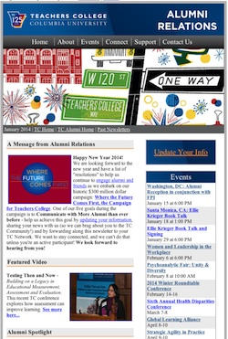 2014 Alumni Newsletters