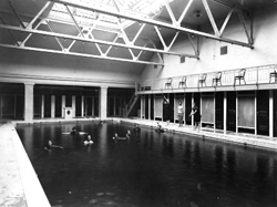 The TC Pool as it was in 1904