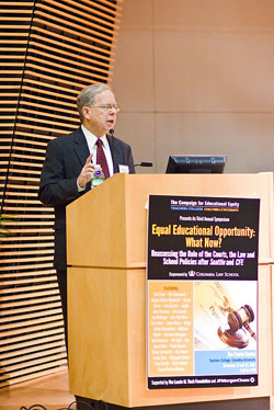 Rebell at the Symposium