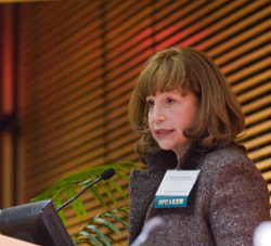 Susan Fuhrman, President of Teachers College