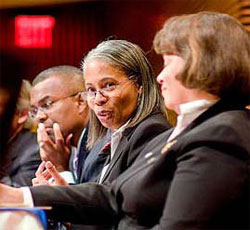 Eddie Glaude, Jr., Gloria Ladson-Billings, Cynthia Hedge-Morrell
