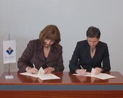 Susan Fuhrman and Svafa Gronfeldt