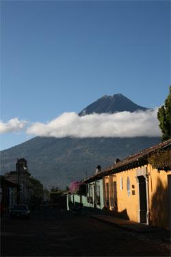 Picaya Volcano