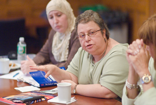 Improving Teaching in Jordan