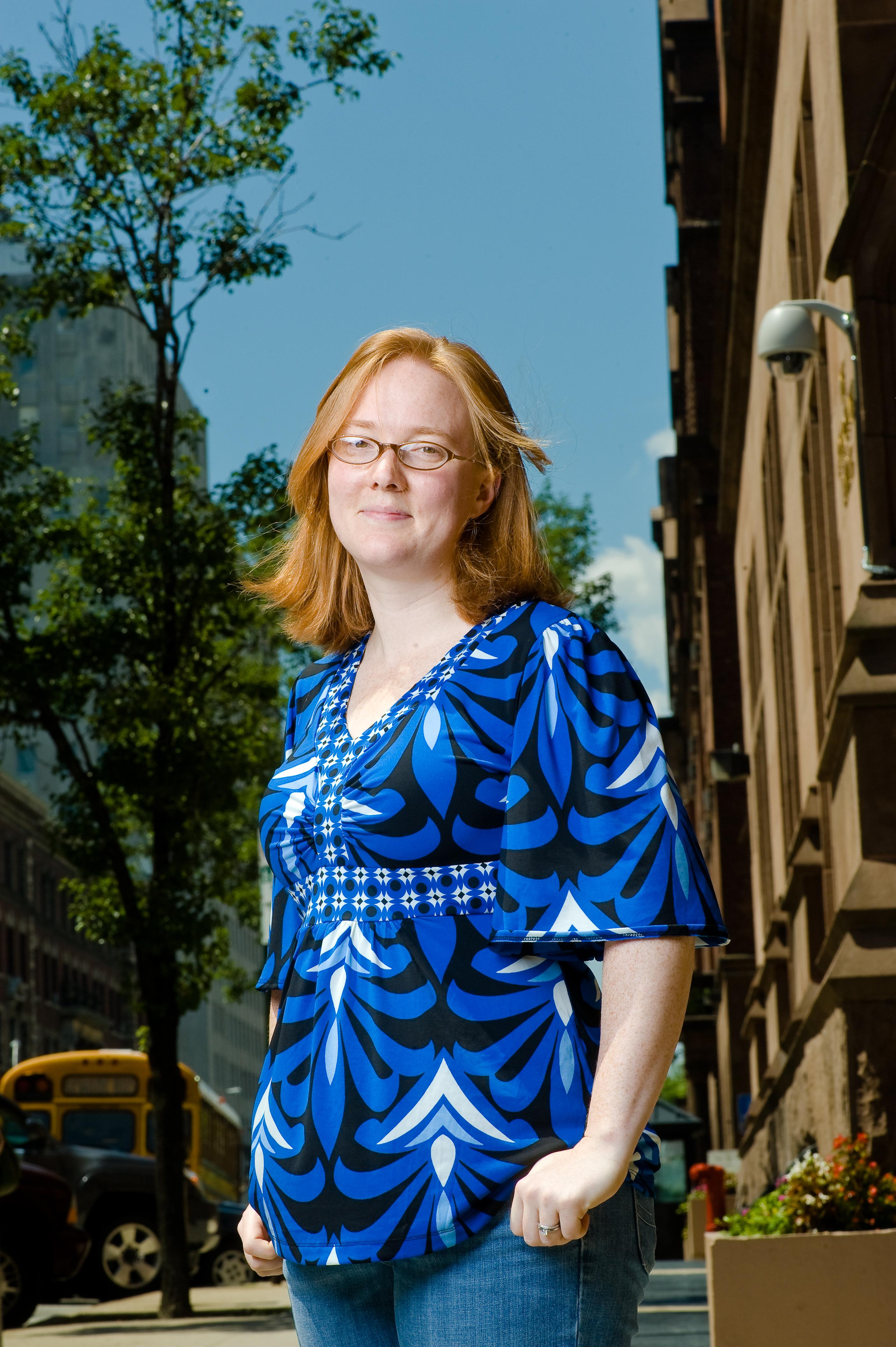 Carla Engelbrecht Fisher