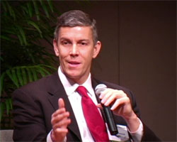 Arne Duncan at the Equity Symposium 2008