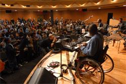 the Liyana concert