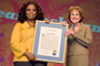 Oprah Receives Klingenstein Center Award