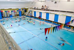 Pool Reopens with a Splash