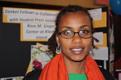 Student Profile, Nisrin Elamin
