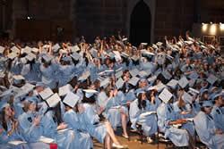 Joyful grads
