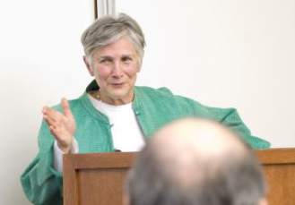 Ravitch spoke to an enthralled audience