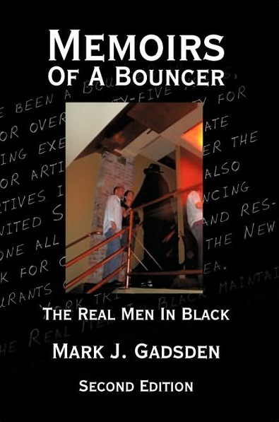 Memoirs of A Bouncer cover