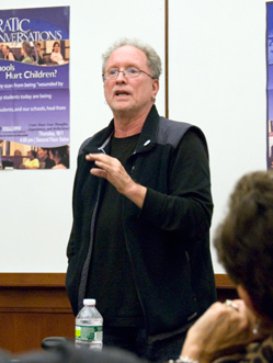 TC alumnus Bill Ayers