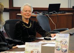 TC alumna Jane Boorstein