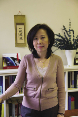 ZhaoHong Han, Associate Professor of Language and Education