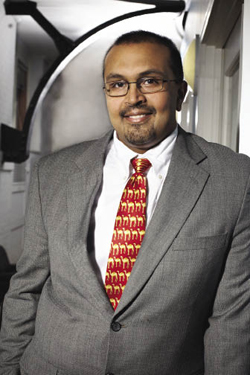 Anand R. Marri, Assistant Professor of Social Studies and Education