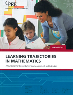 A Look at Learning Trajectories in Mathematics