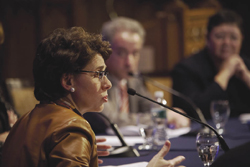 Merryl Tisch, Chancellor of the New York State Board of Regents
