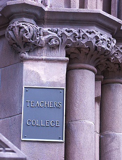 Teachers College welcomes new students