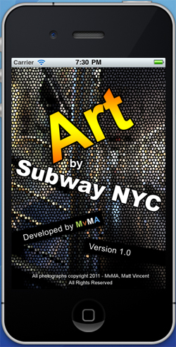 Art by Subway NYC