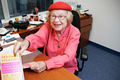 The Joy of Dr. Ruth