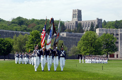 TC and USMA (Photo courtesy of USMA)