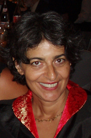 Gita Steiner-Khamsi (Photo courtesy of Ghita Steiner-Khamsi)