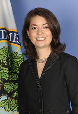 Gabriella Gomez (Photo courtesy of U.S. Department of Education)