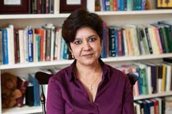 Suniya Luthar, Professor of Psychology and Education