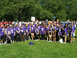 TC Aids Walk 2012
