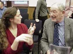 TC Professor Emeritus Ernst Rothkopf