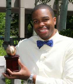 TC alumnus Bryan Jackson