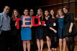 TEDxTeachersCollege Team