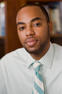 Christopher Emdin, Assistant Professor of Science Education