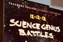 TC, hip hop star GZA Launch Science Rap Battle to a Full House at Cowin Auditorium
