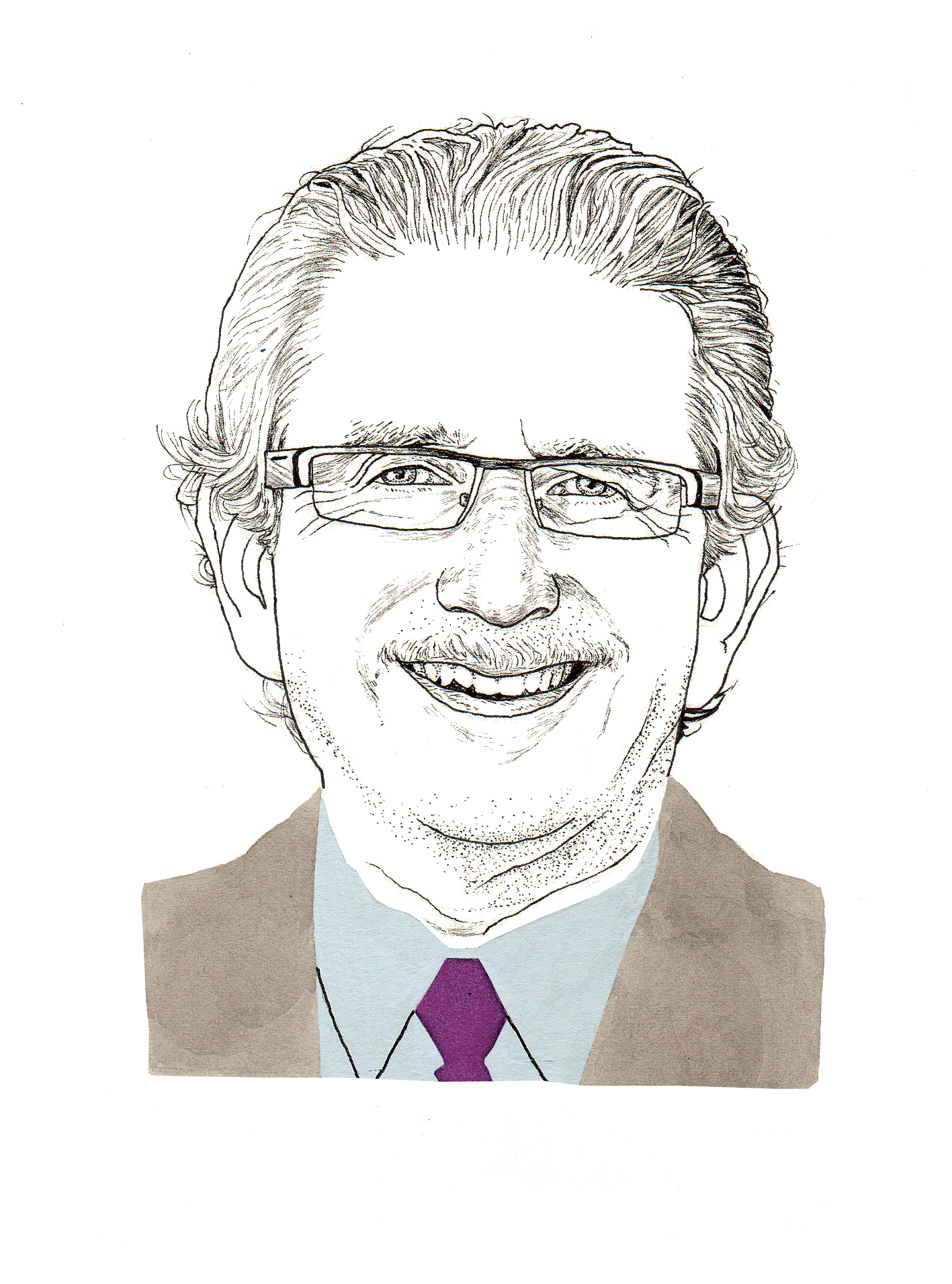 Joel Bloom (Illustration by Adam Cruft)